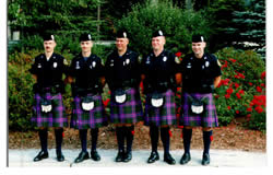 highland games, lpd officers circa 1998